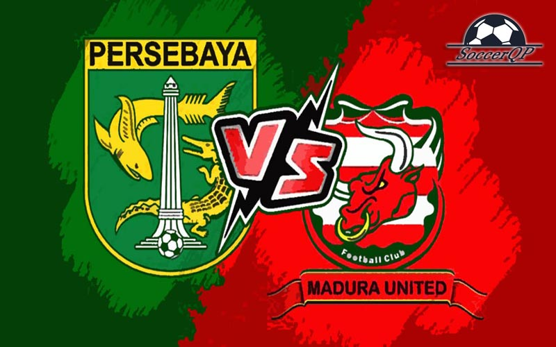Persebaya vs Madura United